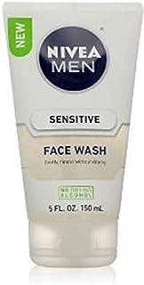 Men Sensitive Face Wash for Men, 5 Ounce
