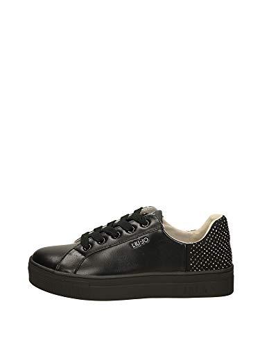 Liu Jo ALICIA144 Sneakers Basse Donna Nero 36