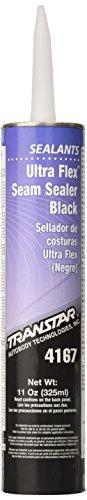 Ultra Flex Black Seam Sealer - 11 oz. - Transtar 4167