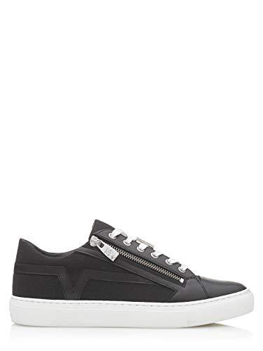 Versace Collection Schuhe – (M-378-Sc-61146), - Schwarz - Größe: 41(FR) / 41(IT) / 41(EU)