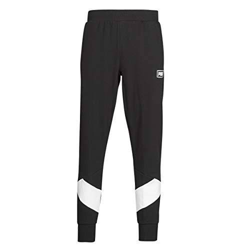PUMHB|#Puma Rebel Pants TR, Pantaloni Tuta Uomo, Puma Black, XXL