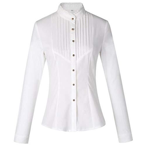 HKRT - Pantalones de trabajo para mujer Camiseta. L