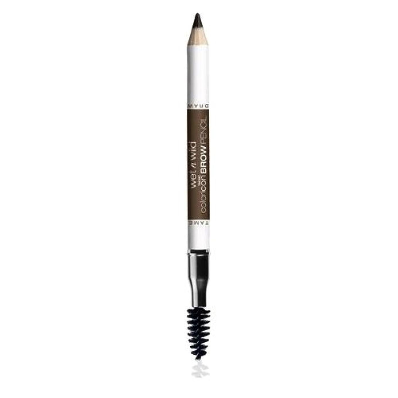 高齢者早める役立つ(3 Pack) WET N WILD Color Icon Brow Pencil - Brunettes Do It Better (並行輸入品)