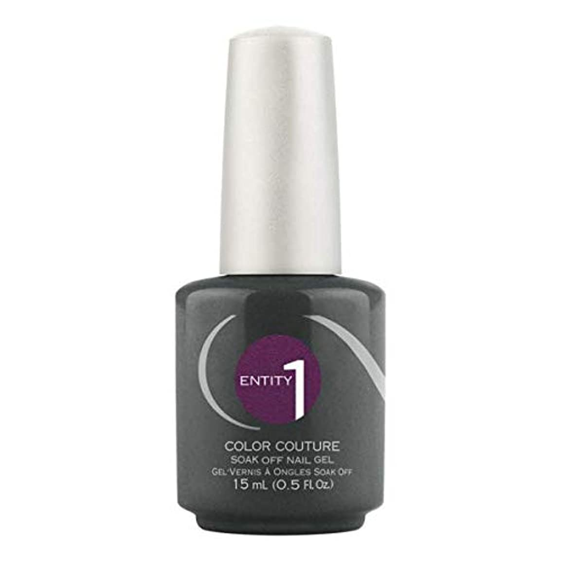 下向きミケランジェロ文房具Entity One Color Couture Gel Polish - Posh Pixie - 0.5oz / 15ml