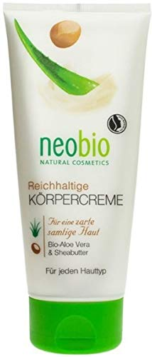 Neobio - Reichhaltige Körpercreme 200ml