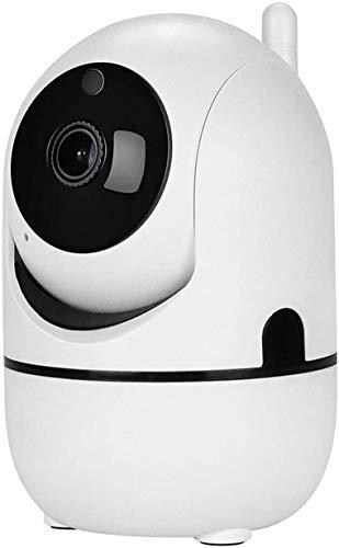 BONKEEY Camara de Vigilancia Inalambrica HD 720P Cámara IP, 360°Cámaras de Seguridad WiFi Interior con Visión Nocturna, Pan/Tilt,Audio Bidireccional, Detección de Movimiento,...