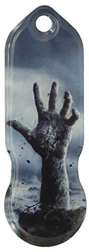 Schlüsselanhänger Zombie mit easyfind-Verlustschutz