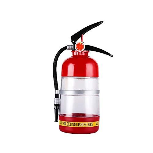 N / C Extintor de Incendios, Mini dispensador de Agua, dispensadores de Cerveza, fácil de Usar, Apariencia Exquisita y Estilo Creativo, para Home Hotel Ktv Bar