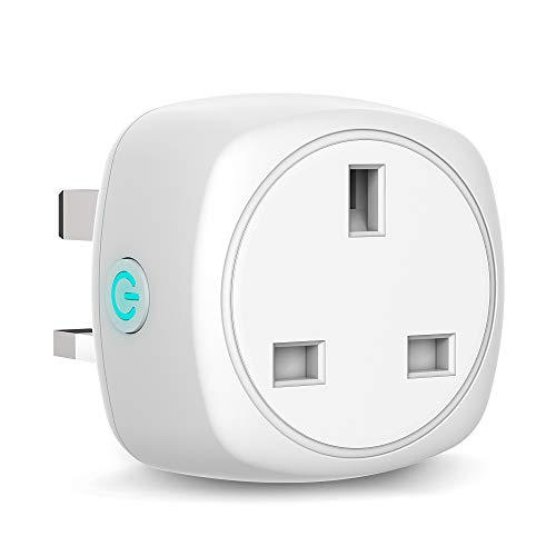 Smart Plug WiFi Socket Aoycocr Mini Outlet Work with Alexa, Google Home,...