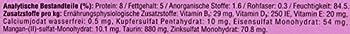whiskas 7 Sachets de 100g de Nourriture Humide de qualité supérieure pour Chats à partir de 7 Ans - pour la vitalité de Votre Animal