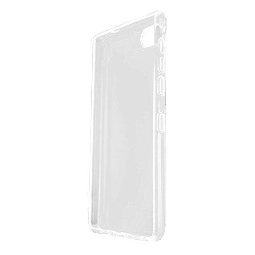 caseroxx TPU-Hülle für BlackBerry Motion, Tasche (TPU-Hülle in transparent)