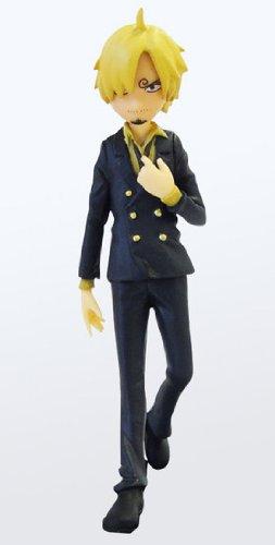 One Piece Half Age Characters Vol. 3 Figurine: Sanji 9 cm