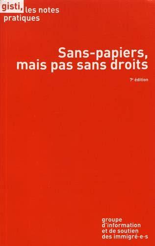 Sans-papiers, mais pas sans droits PDF Books