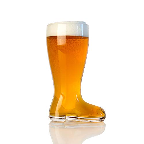 Big Betty – Betty's Boot - 1 Liter Large Beer and Beverage Boot - Holds Over 2 Beers!