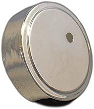 Eckler's Premier Quality Products 25-114830 - Corvette Clutch Master Cylinder Cap Cover Chrome