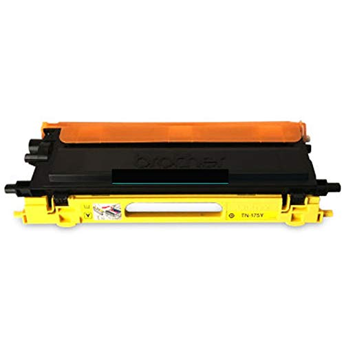 HYYH Cartucho de tóner compatible con Brother TN170 para impresora Brother MFC-9450CDN HL-4050CDN DCP-9042CDN, con chip de oficina en polvo, color amarillo