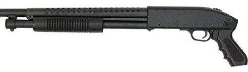 uzza pallini di plastico 6mm potenza : 1 joule viene fornito con un caricatore rapido caricatore 14 pallini fusile ABS e metallo
