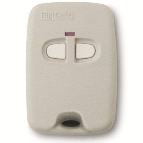 Review Digi-Code 5070 2-Button Keychain Gate Garage Door Remote Control DigiCode DC5070