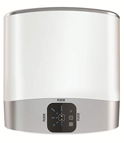 Fleck 3626158 Termo Electrico Duo 5, 1500 W, 230 V, 30 L [Clase de eficiencia energetica B], Blanco