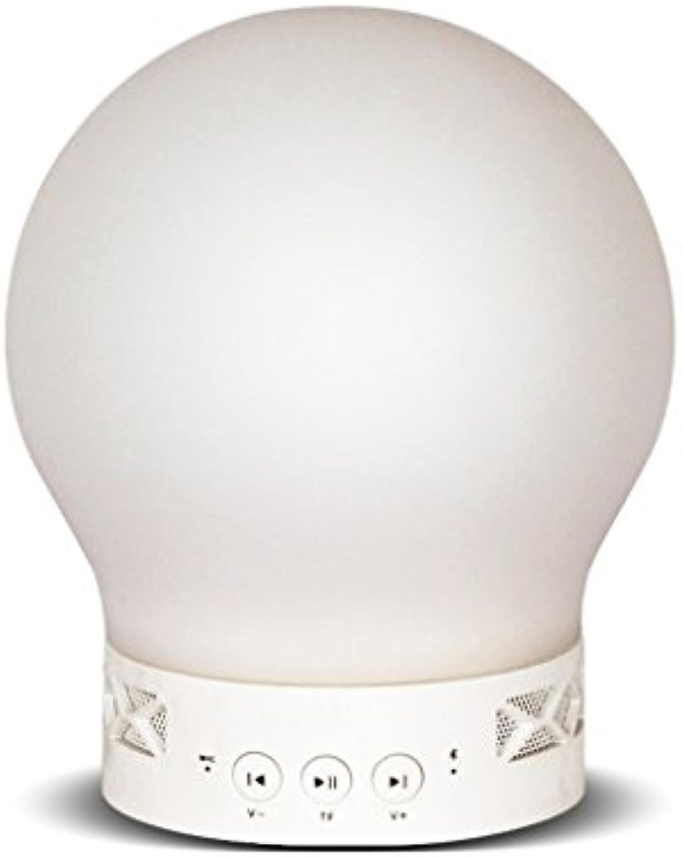 Tischleuchte LED Tischlampe Lesung Schreibtisch Licht Intelligent Mehrfarbige Ton Farbe Musik Lampe Aufladen Blautooth Audio Schlafzimmer Nachttischlampe