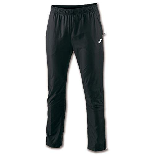 Joma Torneo II Pantalones Largos, Niños, Negro, 6XS