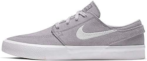 Nike Unisex-Erwachsene Sb Zoom Janoski Rm Fitnessschuhe, Mehrfarbig (Atmosphere Grey/White/Dark Grey 2), 40.5 EU