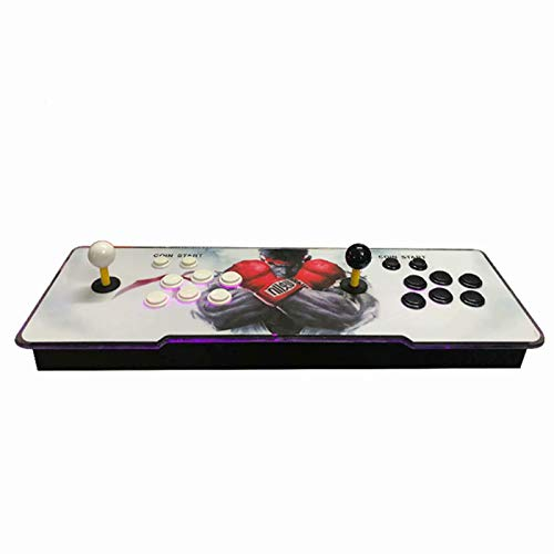 Consola de videojuegos Arcade 3D, caja de Pandora Retro HD GameCustomized Buttons,...