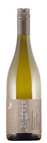 Landerer Leiselheimer Chardonnay QbA trocken Schwarze Erde 2019 (1 x 0.75 l)