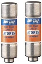 Mersen ATDR5 600V 5A Cc Time Delay Fuse, 10-Pack