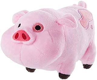 Hotaden Articoli da Regalo 1pc 18 Centimetri Peluche Giocattoli Gravity Falls Waddles Dipper Mabel Pink Pig Dolls & Stuffe...