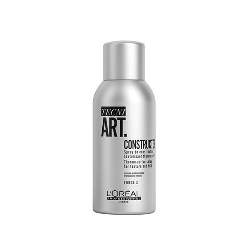 L'Oreal Paris Techni Art Constructor Volume 3 Hair Spray 150 ml with Ayur Lotion 50 ml