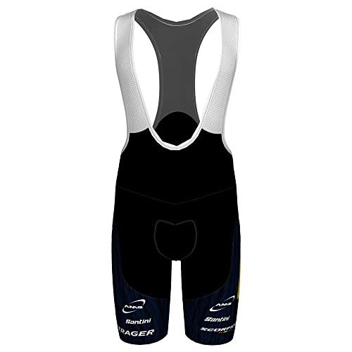 Santini Fan Line Pime Trek Pirelli Team Design 2021 Bib Shorts S