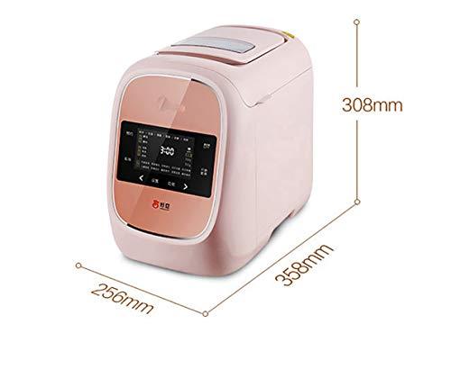 Máquina de pan completamente automática Pantalla LCD Multifunción wifi tostadora de pastel horno eléctrico máquina automática de pan para hornear yogur hogar