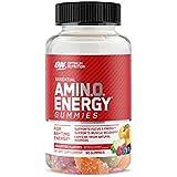 Optimum Nutrition Amino Energy Gummies with Amin
