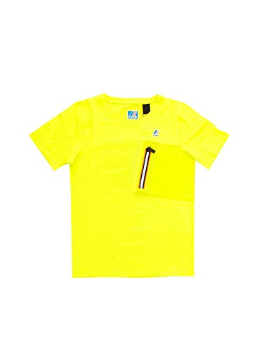 K-Way ISAIE T-Shirt, V07, 12Y Unisex-Bambini
