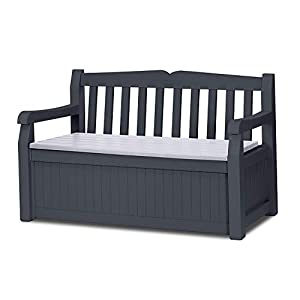 Storage for outdoors keter Eden Bench