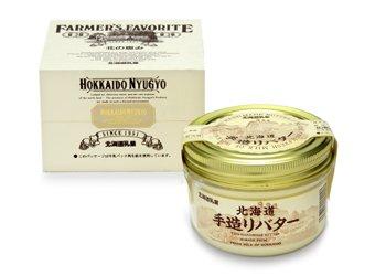 北海道乳業株式会社 北海道手造瓶バター 300g