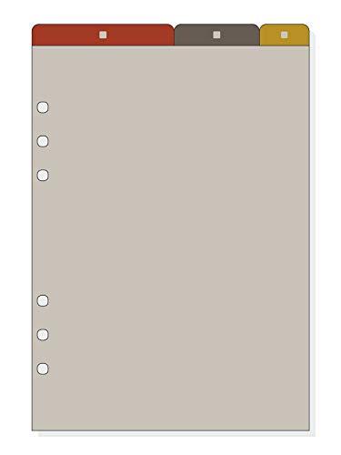 Finocam - Juego de 3 Separadores Superiores Open R1062, 1000-155x215 mm