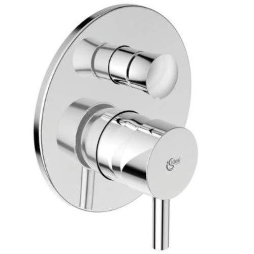 Ideal Standard A6939AA Ceraline Miscelatore incasso vasca doccia, completo, cromato