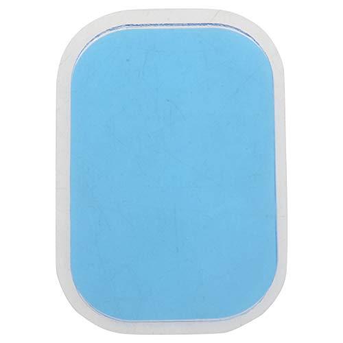 40 Uds.Almohadillas de gel para entrenador de abdominales, almohadillas de tóner muscular, hoja de gel de repuesto para toner Abs, cinturón de tonificación de entrenamiento abdominal