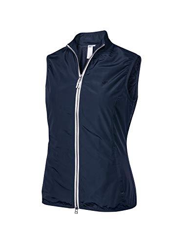 Joy Sportswear Klarissa Sportweste für Damen mit ärmellosem Schnitt für Running, Fitness und Freizeit, gefertigt aus Microfiber und Elasthan 48, Night