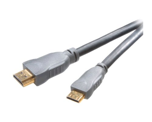 Vivanco High Speed - Cable HDMI con Ethernet (4K, 3D, 3 m),...