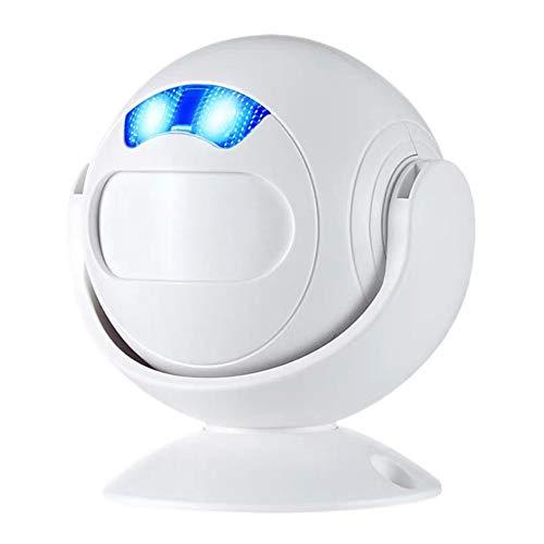 PIR Motion Sensor Detector, 1 Draadloze Home Security Deurbel Sensor Alarm voor Thuis/Winkel