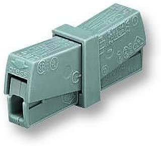 WAGO 224-201 Lighting Service Connector, 2 CON, 20-16 AWG