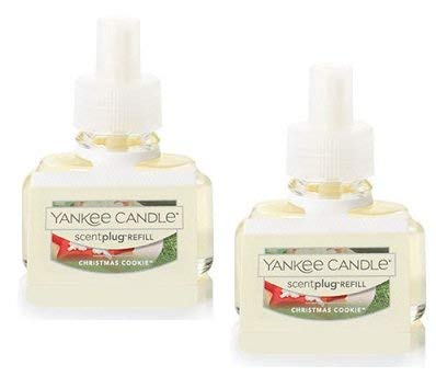 Yankee Candle 2 Pack Christmas Cookie ScentPlug Refill