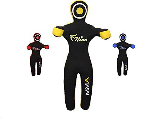 FNine MMA Grappling Dummy, para Judo, Lucha, Jiu Jitsu brasileño,
