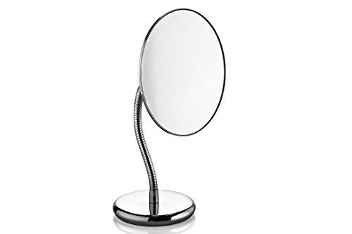 Miroir 1 face grossissante x7 pied flexible Novex