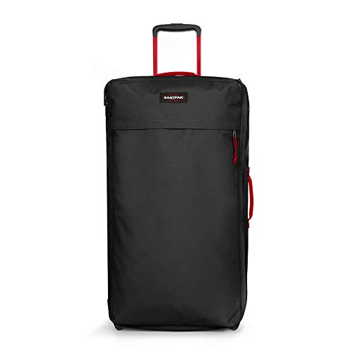 Eastpak Traf'ik Light S Suitcase, 51 cm, 33 L, Black (Blackout Sailor)