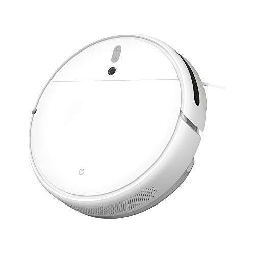 Xiaomi Vacuum Mop - Robot aspirapolvere e detergente, 0,2 litri, colore: bianco