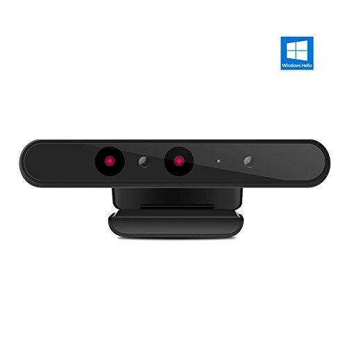 YOOFAN Windows Hello Configurer la Reconnaissance Faciale Caméra USB Reconnu par Microsoft Windows 10, IR Caméra, Webcam HD